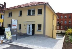 96450 Coburg, Ketschendorfer Str. 54 - Aumann Abfahrt zum Hof