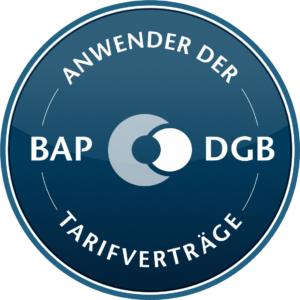 Anwender der BAP - DGB Tarife